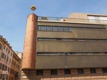 Teatro real de Teatro REGIO em Turin Fotografia de Stock Royalty Free