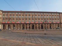 Teatro real de Teatro REGIO em Turin Foto de Stock Royalty Free