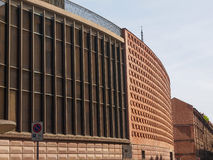 Teatro real de Teatro REGIO em Turin Imagens de Stock