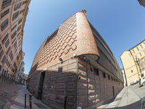 Teatro real de Teatro REGIO em Turin Imagens de Stock Royalty Free