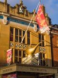 Teatro real en Windsor, Inglaterra Fotografía de archivo libre de regalías
