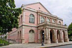Teatro Recife del Santa Isabel Immagini Stock
