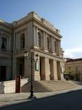 Teatro Reggio Calabria della città Fotografia Stock Libera da Diritti