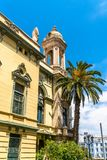 Teatro regionale di Orano in Algeria immagine stock