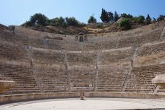 Teatro romano fotografie stock