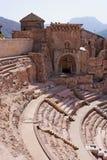 Teatro romano en Cartagena Foto de archivo libre de regalías