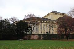 Teatro a Saarbruecken Fotografia Stock