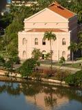 Teatro Sankt Izabel Lizenzfreies Stockfoto