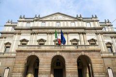 teatro scala милана Италии alla Стоковая Фотография RF