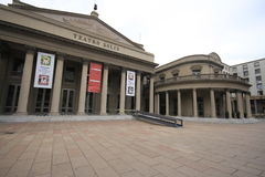 Teatro Solis Montevideo Uruguay royalty-vrije stock foto's