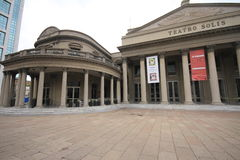 Teatro Solis Montevideo Uruguay Stock Photography