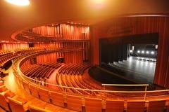 Teatro teatro nazionale della Cina di grande Immagini Stock Libere da Diritti