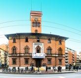 Teatro Testoni a Bologna, Italia Immagini Stock Libere da Diritti