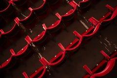 Teatro vacío Pasillo imagen de archivo libre de regalías