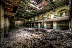 Teatro velho Fotos de Stock Royalty Free