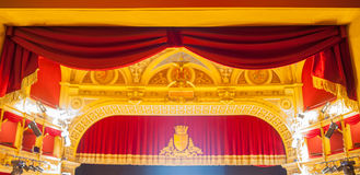 Teatro Verdi, Trieste Royalty Free Stock Images