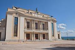 Teatro Vittoria (1930) in Ortona, Abruzzo, Italy Stock Photo