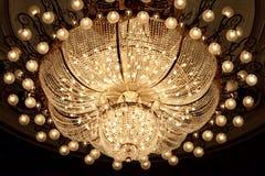 Teatru świecznik zdjęcie royalty free