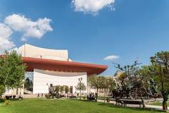 Teatru Narodowego jon Luca Caragiale W Bucharest Obrazy Stock