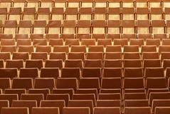 Teatru Siedzenie Zdjęcie Stock