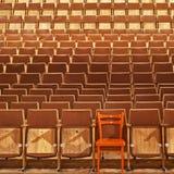 Teatru Siedzenie Zdjęcia Stock