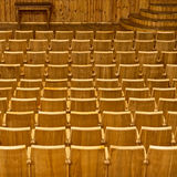 Teatru Siedzenie Obraz Royalty Free