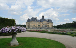 teau CH de LE vaux vicomte στοκ εικόνες με δικαίωμα ελεύθερης χρήσης
