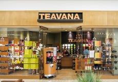 Teavana store Stock Image