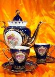Teaware. Obraz Royalty Free