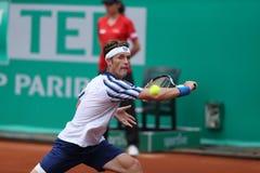TEB BNP Paribas ATP turniej 2015 zdjęcie royalty free
