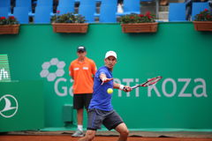 TEB BNP Paribas ATP turniej 2015 obraz stock