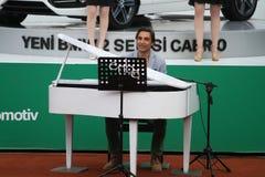 TEB BNP Paribas Istanbuł Otwarty Zdjęcie Royalty Free