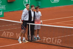 TEB BNP Paribas Istanbul Open Stock Photography