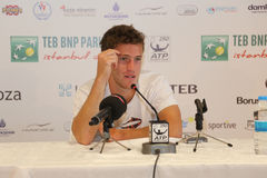 TEB BNP Paribas Istanbul Open Stock Photos