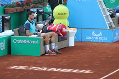 TEB BNP Paribas Istanbul Open Stock Images