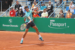 TEB BNP Paribas Istanbul Open Stock Photo