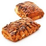 Tebirkes, genre de pain danois Photo stock