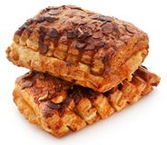 Tebirkes, genre de pain danois Photo libre de droits