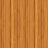 Teca inconsútil (textura de madera) Foto de archivo libre de regalías
