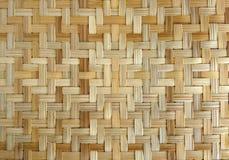 Tecelagem do bambu ou da palha Imagem de Stock Royalty Free