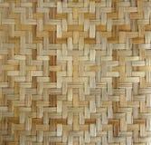 Tecelagem do bambu ou da palha Foto de Stock Royalty Free