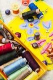 Tecelagem e ornamento Imagem de Stock