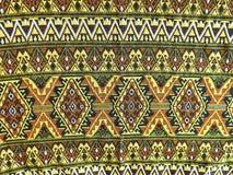 Tecelagem tradicional do norte de Teenjok em Tailândia Fotos de Stock