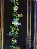 Tecelagem tradicional em Tailândia Fotografia de Stock