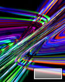 Tech Abstract Cover Background Stock Photography