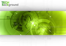 Tech background Royalty Free Stock Image