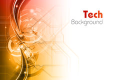 Tech background Stock Photos