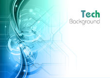 Tech background Stock Photography