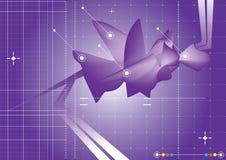 Tech background Stock Photos