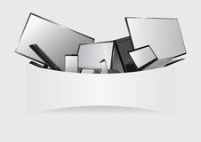 Tech blank Stock Images